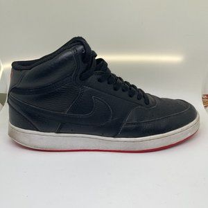 Nike Mens Court Vision Mid  Sneaker Shoes Size 9.5